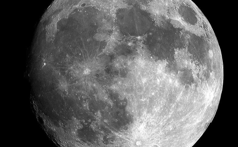 月の裏側について